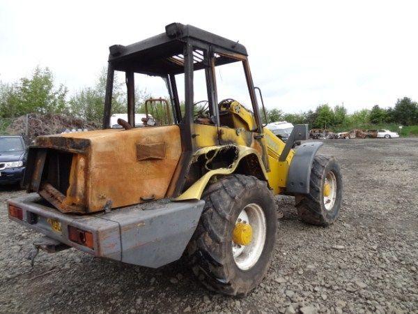 rezervni delovi MATBRO TR 250  b/u zapchasti / used spare parts MATBRO za utovarivača MATBRO TR 250