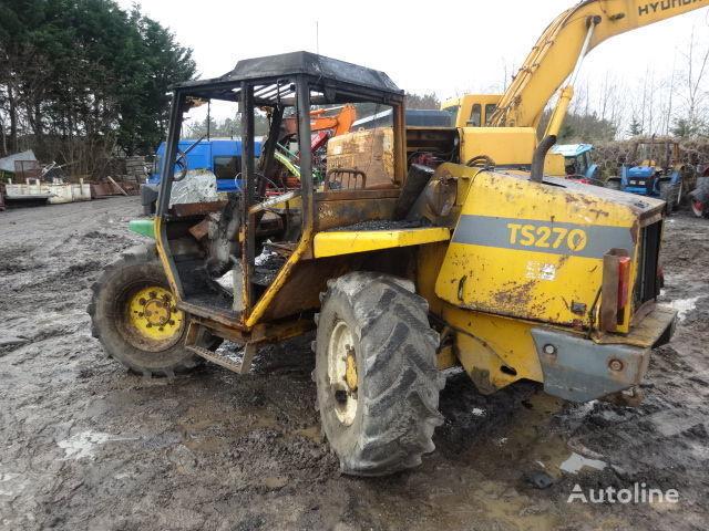 rezervni delovi  MATBRO TS 270 spare parts/ b/u zapchasti za utovarivača MATBRO TS 270