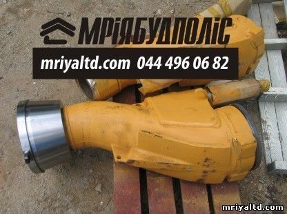 rezervni delovi  S-obraznye klapany (shiber) za pumpe za beton PUTZMEISTER