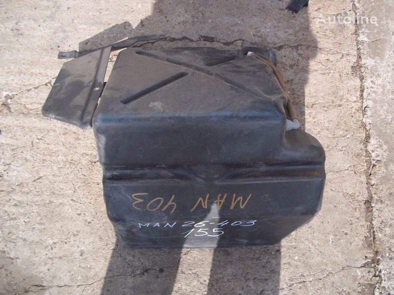 rezervoar tečnosti za pranje za kamiona MAN 19, 26, F2000