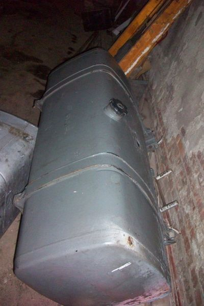 rezervoar za gorivo DAF 650 za tegljača DAF