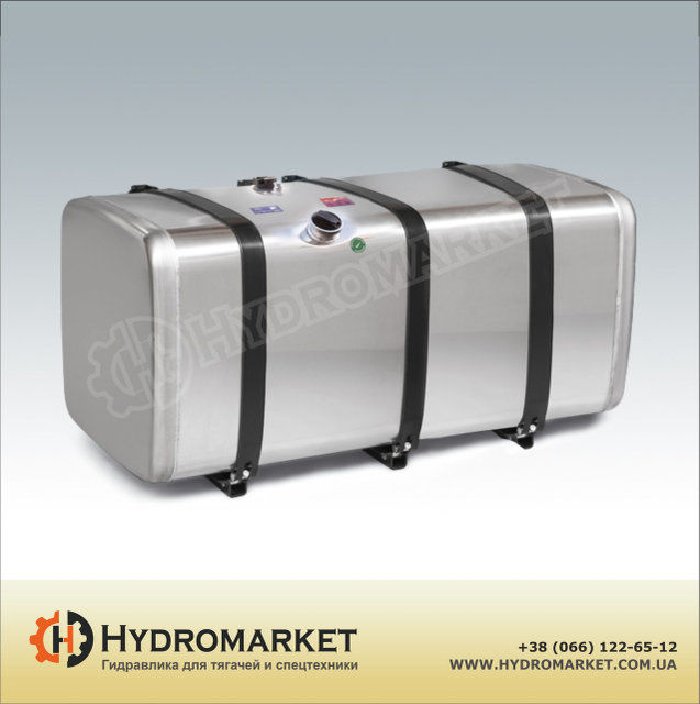 novi rezervoar za gorivo SCANIA za tegljača SCANIA