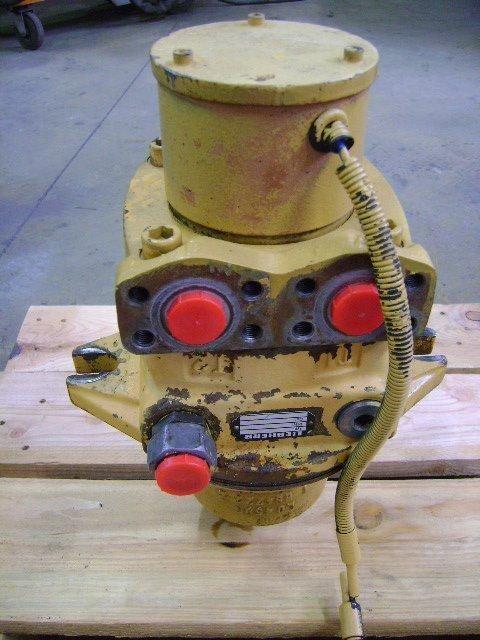 rotacioni prenosnik LIEBHERR Motore di rotazione za druge građevinske opreme LIEBHERR
