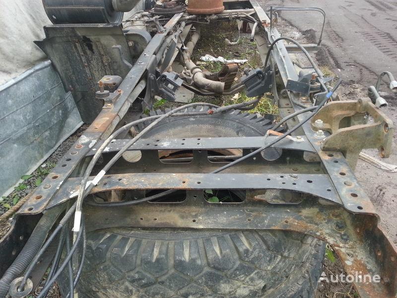 šasija HYUNDAI za kamiona HYUNDAI HD120