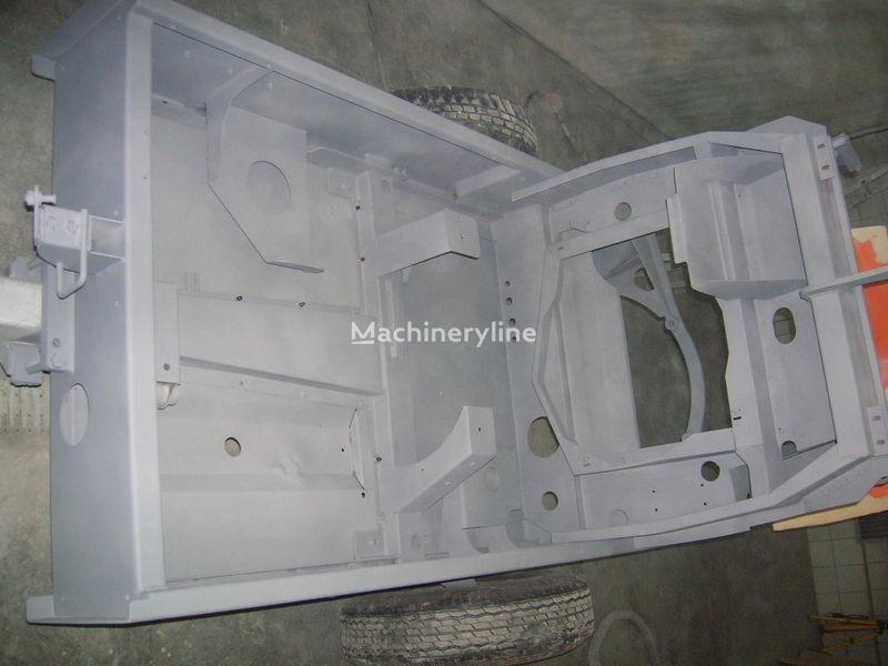šasija PUTZMEISTER za druge građevinske opreme PUTZMEISTER  M740/3