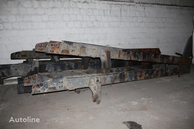 šasija  R420 Euro5 za tegljača SCANIA nakon udesa