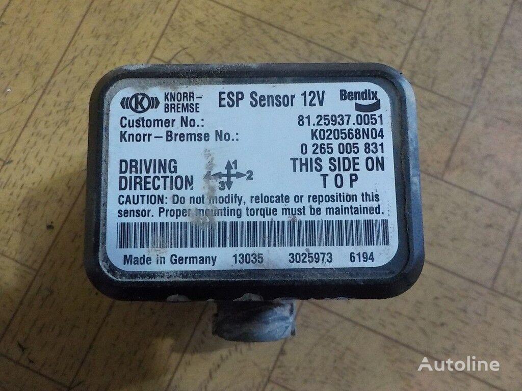 senzor  Sensor,datchik ESP za kamiona MAN