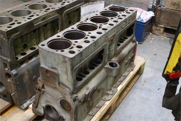 sklop cilindara za druge građevinske opreme DAF 615 BLOCK