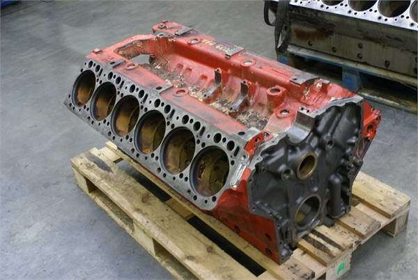sklop cilindara MAN D2842 LE 402 BLOCK za druge građevinske opreme MAN D2842 LE 402