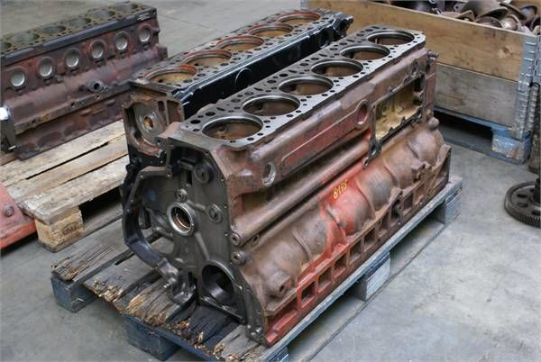 sklop cilindara za druge građevinske opreme MAN D2876 LOH 01BLOCK