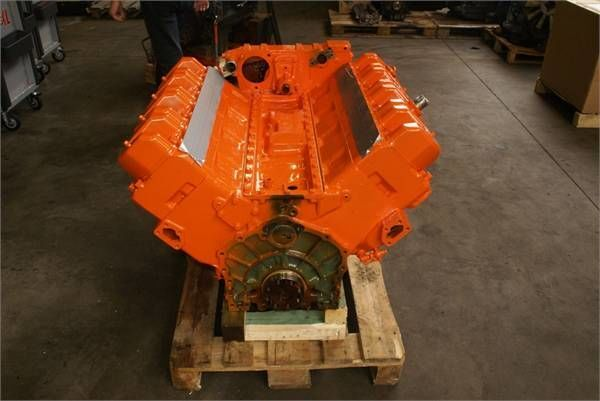 sklop cilindara za Ostale opreme SCANIA DS14 LONG-BLOCK