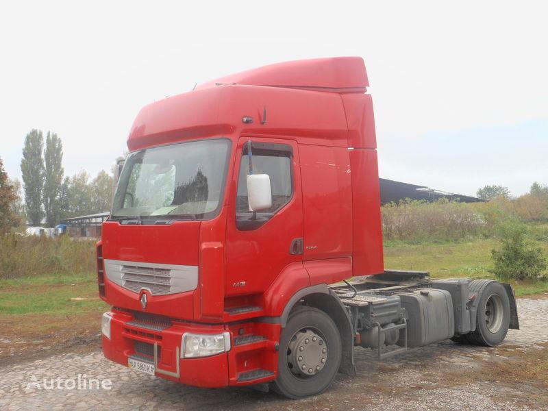 novi spojler za kamiona RENAULT Premium