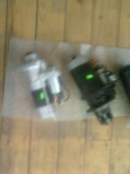 novi starter  Monark Diesel 0001241021  0986022640 za tegljača MAN TGA TGX