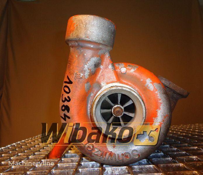 turbokompresor  Turbocharger Schwitzer 20I9400139 za druge građevinske opreme 20I9400139 (4204493KZ)