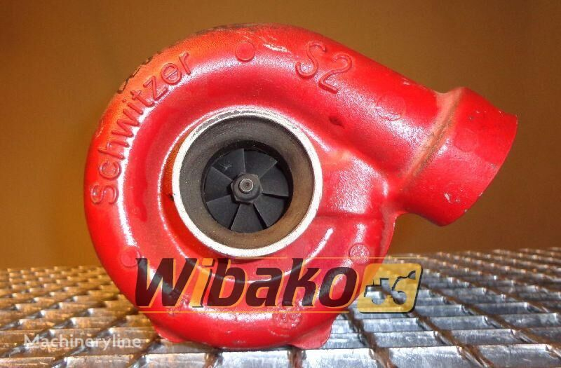turbokompresor  Turbocharger Schwitzer 52A1570 za Ostale opreme 52A1570 (180096-0914)