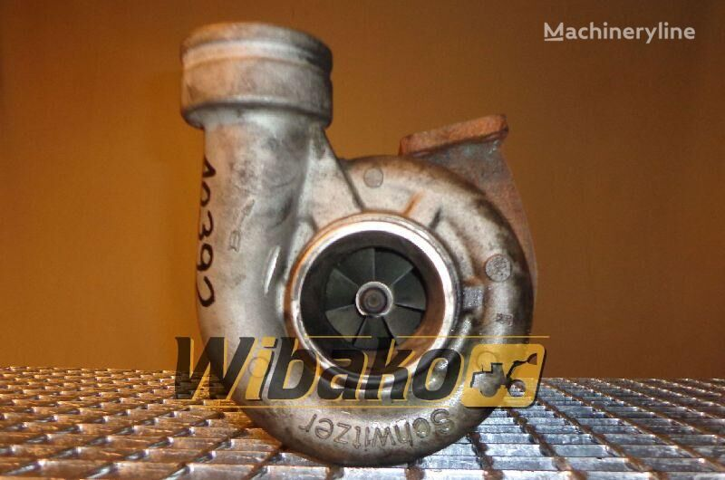 turbokompresor  Turbocharger Schwitzer BF6M1013 za druge građevinske opreme BF6M1013