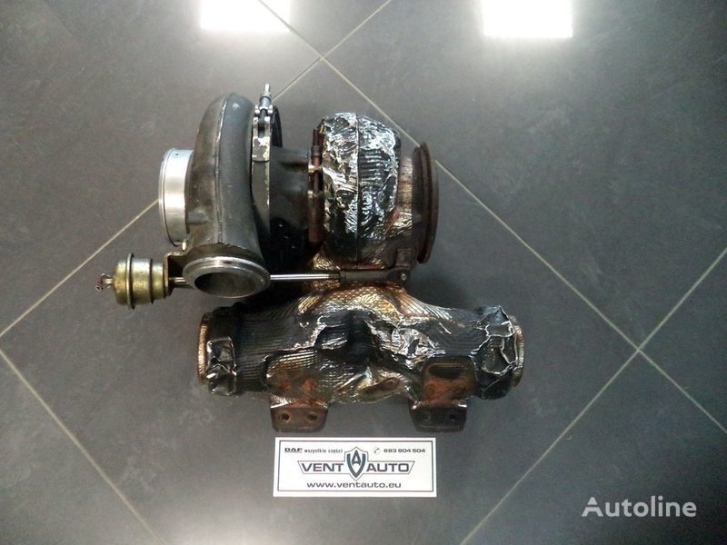 turbokompresor  DAF TURBO TURBOCHARGER TURBINA za kamiona DAF XF 105