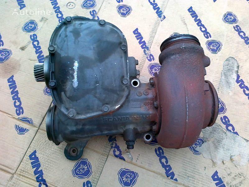 turbokompresor SCANIA TURBO COMPOUND za tegljača SCANIA R 420 Euro 4