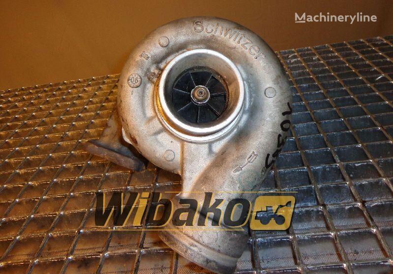 turbokompresor Turbocharger Schwitzer S2B148K za bagera S2B148K (19F06-0784)