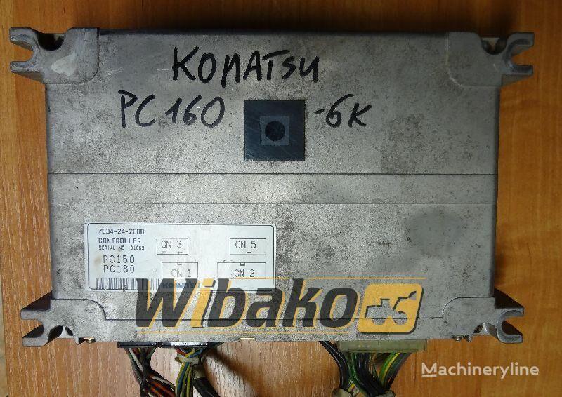 upravljačka jedinica Computer Komatsu 7834-24-2000 za druge građevinske opreme 7834-24-2000