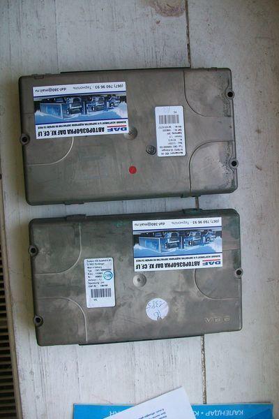 upravljačka jedinica  1364166 Siemens za tegljača DAF