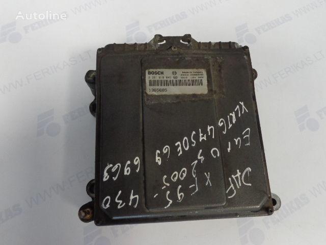 upravljačka jedinica  BOSCH ECU EDC Engine control 0281010045,1365685, 1684367, 1679021 (WORLDWIDE DELIVERY) za tegljača DAF