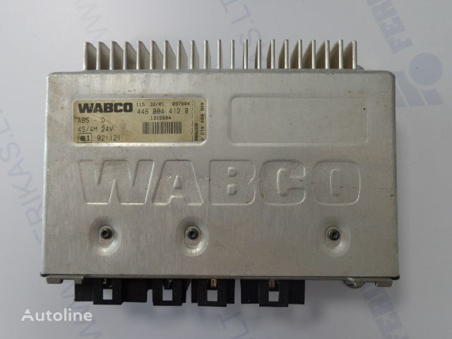 upravljačka jedinica DAF Control unit 131568 44460044120 , 4460044140 (WORLDWIDE DELIVERY za tegljača DAF 105 XF