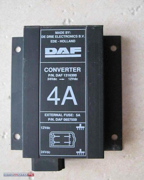 upravljačka jedinica  PRZETWORNICA za tegljača DAF DAF XF/CF