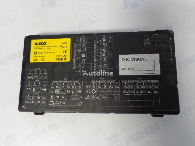 upravljačka jedinica IVECO multiplex body computer 504276228, 504134192 (WORLDWIDE DELIVERY za tegljača IVECO STRALIS