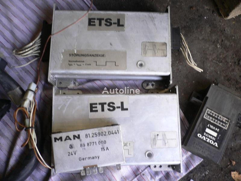 upravljačka jedinica  MAN ETS-L za autobusa MAN