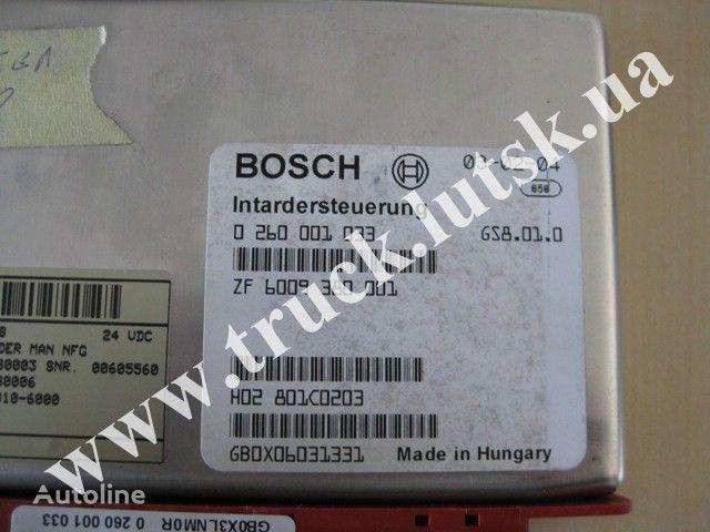 upravljačka jedinica  MAN Bosch za kamiona MAN TGA