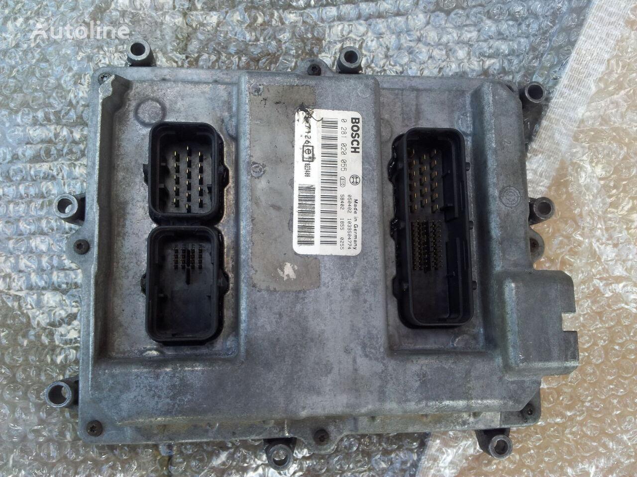 upravljačka jedinica  MAN Common Rail EDC, ECU electronic diesel control 0281020055, D2066LF01, 51258037126, 51258337169, 51258037127, 51258337168 za tegljača MAN TGA