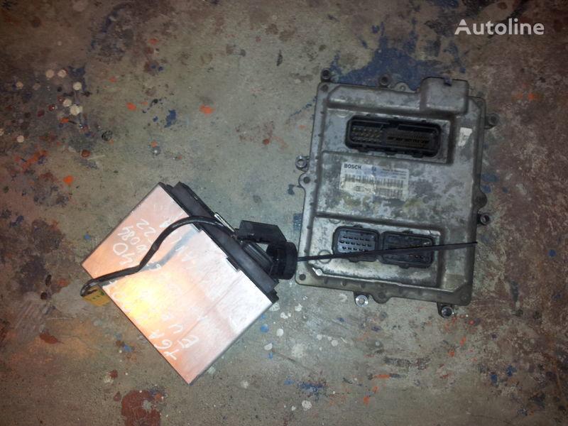 upravljačka jedinica MAN TGA, TGX ignition set, EDC, ECU, BOSCH 0281020067 + FFR 81258057 za tegljača MAN TGA TGX 440PS