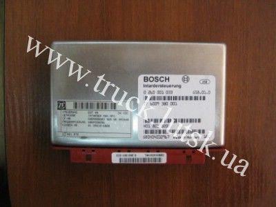 upravljačka jedinica  MAN Bosch 0260001033 za kamiona MAN tga 18.410