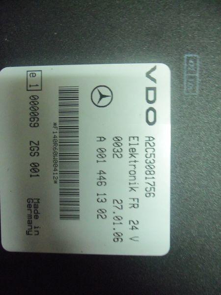 upravljačka jedinica  Mercedes Benz actros Drive control FR unit 0014461302, 0024460102, 0014461302, 0014461902, 0024465002, 0014467302, 0004467602, 0004469402, 0014465402, 0014465902, 0004469602 za tegljača MERCEDES-BENZ ACTROS
