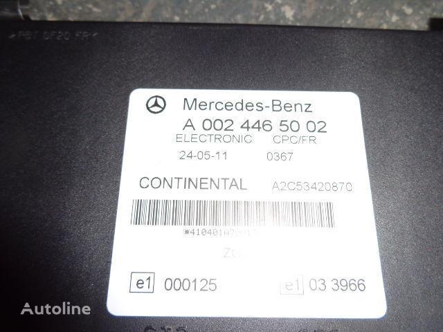 upravljačka jedinica  Mercedes Benz Actros MP3 FR unit ECU 0024465002, 0034464202, 0024463102, 0024463505, 0024464802, 0034464402, 0034465102, 0034465502, 0044460002 za tegljača MERCEDES-BENZ Actros