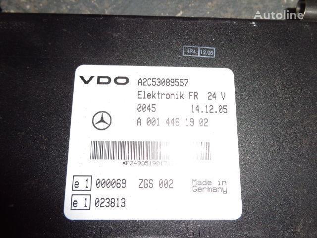 upravljačka jedinica  Mercedes Benz Actros MP2, MP3, MP4, FR control unit ECU 0014461902, 0014467302, 014464002, 0014464102 za tegljača MERCEDES-BENZ Actros