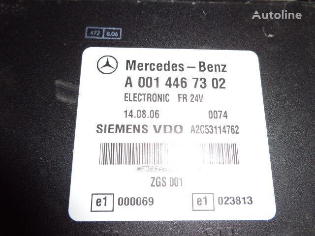 upravljačka jedinica MERCEDES-BENZ MP2, MP3, MP4, FR control unit ECU 0014467302, 0014467302 za tegljača MERCEDES-BENZ Actros