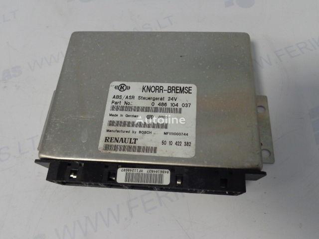 upravljačka jedinica  KNORR-BREMSE ABS/ASR Steuergerat  0486104037, 5010422382, 0486104049, 5010493009 za tegljača RENAULT
