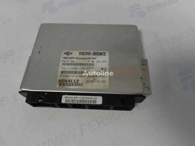 upravljačka jedinica RENAULT ABS control units 0486104049, 5010493009