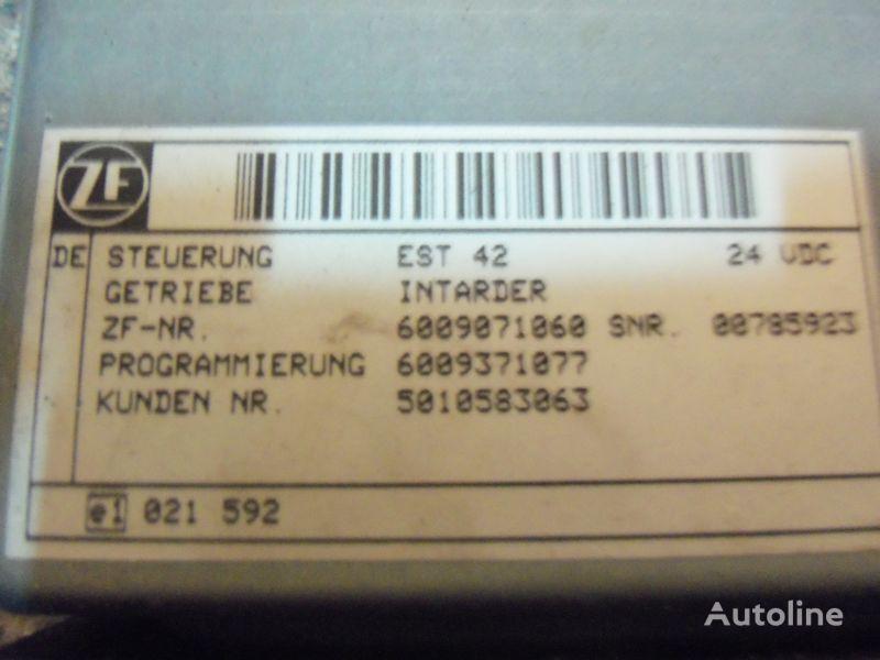 upravljačka jedinica RENAULT DXI Intarder Control unit, EDC, ECU 5010583063, 0260001028, 6009 za tegljača RENAULT MAGNUM DXI