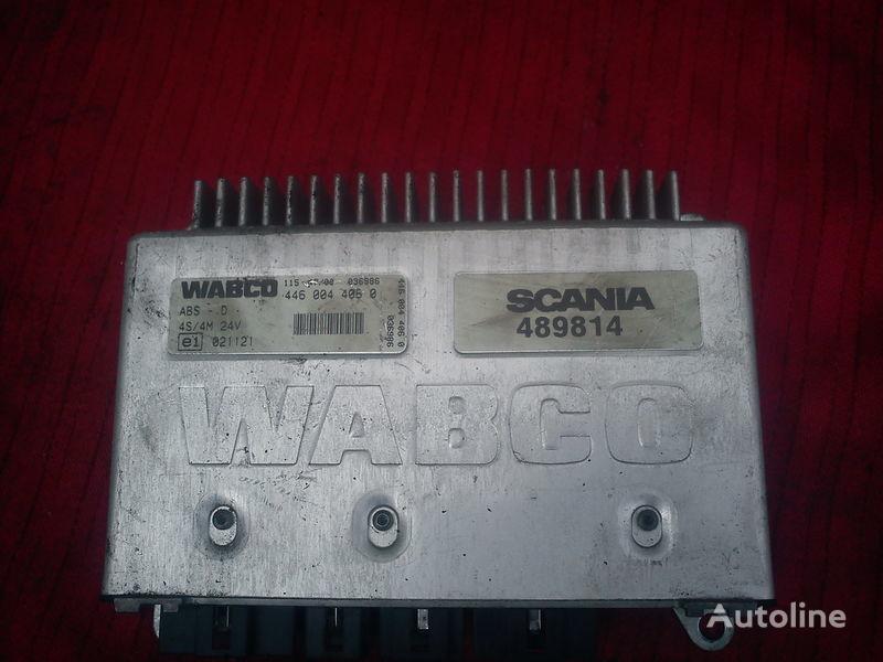 upravljačka jedinica  Wabco C3-4S/M 4460040850 . 4480030790. 4460030510. 4460040540 za kamiona SCANIA
