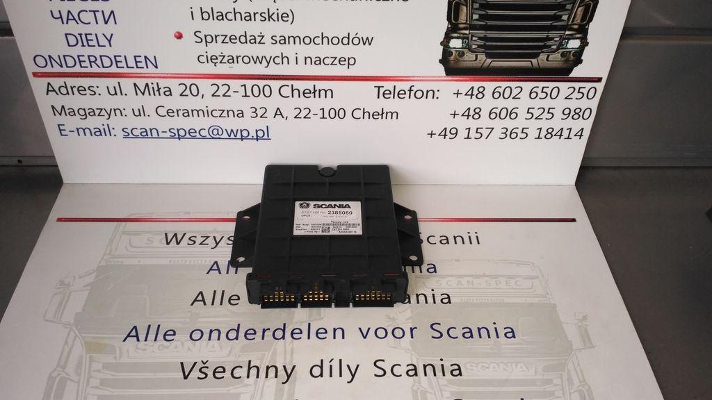 upravljačka jedinica SCANIA OPC 5 za tegljača SCANIA PRG 2012-2015