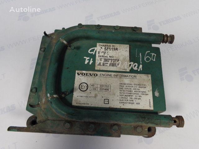 upravljačka jedinica VOLVO D12D engine control units EDC ECU 03161962, 08170700, 20977019