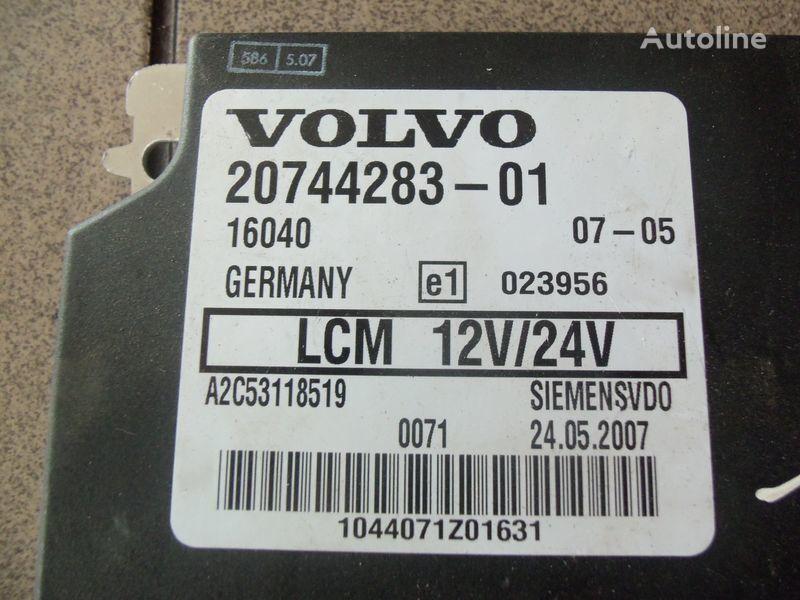 upravljačka jedinica  VOLVO FH12, LCM control unit, lightning 20744283, 20514900, 85108922, 20744286, 20865208, 85115541, 20815236, 85110015 za tegljača VOLVO FH12