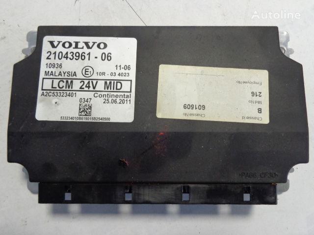 upravljačka jedinica VOLVO LCM light control units 21043961, 20744283,20427169,20514900,207 za tegljača VOLVO FH