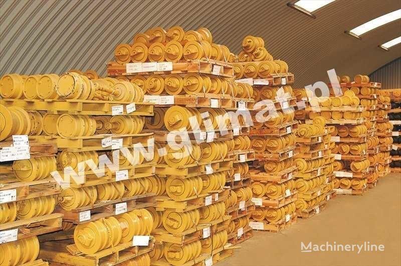 novi upravljački točak za bagera JCB ROLKA jezdna / rolka dolna / JCB JS200 ; CASE 9020 , 9030 ROLKA