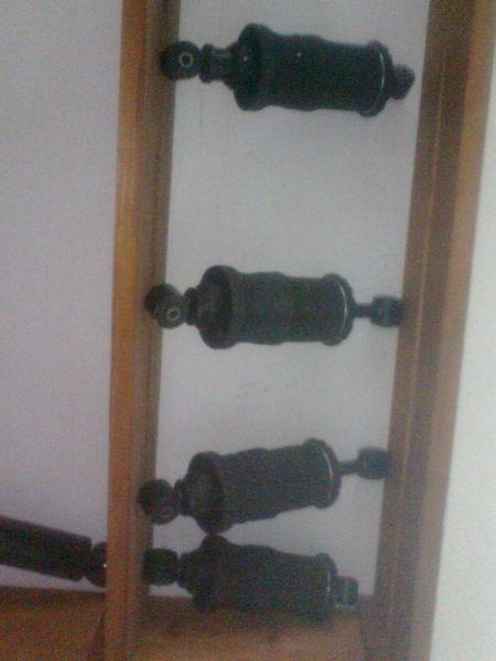 novi vazdušni jastuk MAN 300015 , 313078 , 300013 , 313077 SACHS za tegljača MAN TGA