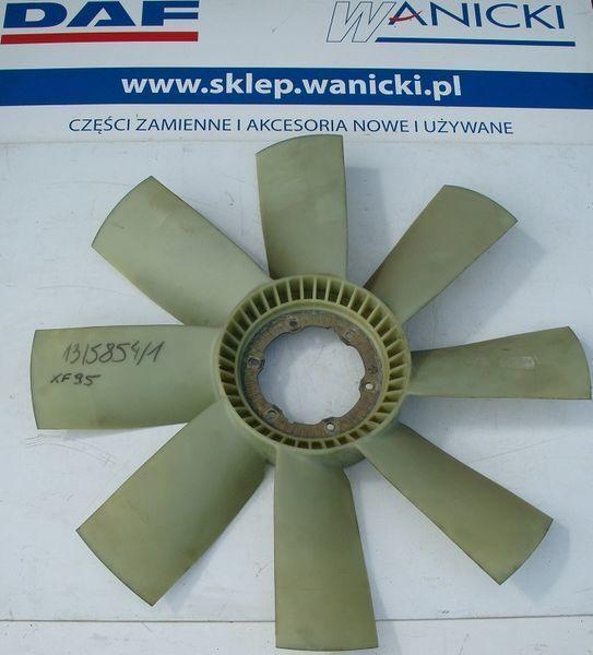 ventilator  DAF za tegljača DAF XF 95, XF 105, CF 85
