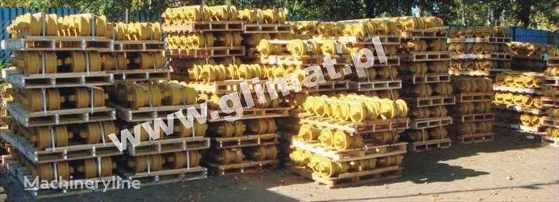 novi vučeni valjak KOMATSU za građevinske mašine KOMATSU D61